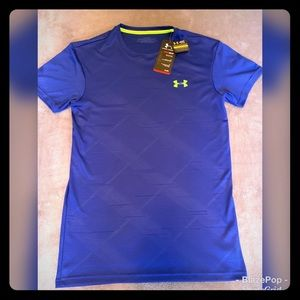 Under Armour heatgear Compression Fit Tee S-Small
